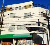 尼崎市 ピンネット工法によるタイル剥落防止